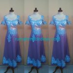 "Dress Biru Kerah Lebar Lengan Pendek<span class=""rating-result after_title mr-filter rating-result-756"" >			<span class=""no-rating-results-text"">No ratings yet.</span>		</span>"