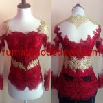 "Kebaya Merah Emas Sepinggul<span class=""rating-result after_title mr-filter rating-result-1118"" >			<span class=""no-rating-results-text"">No ratings yet.</span>		</span>"