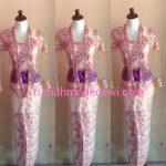 Kebaya Kartini Warna Salem Payet