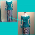 "Kebaya Hijau Toska Kerah Sabrina Brocade<span class=""rating-result after_title mr-filter rating-result-1303"" >			<span class=""no-rating-results-text"">No ratings yet.</span>		</span>"